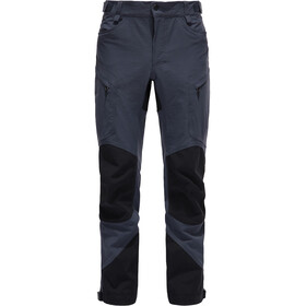 Haglöfs Rugged Mountain Pantalon Homme, dense blue/true black